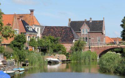 Mooiste dorp Winsum